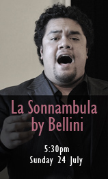 Auckland Opera Event - La Sonnambula